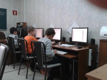 Занятия в компьютерном классе_2